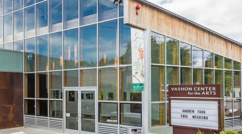 Vashon Center for the Arts Vashon Island Washington