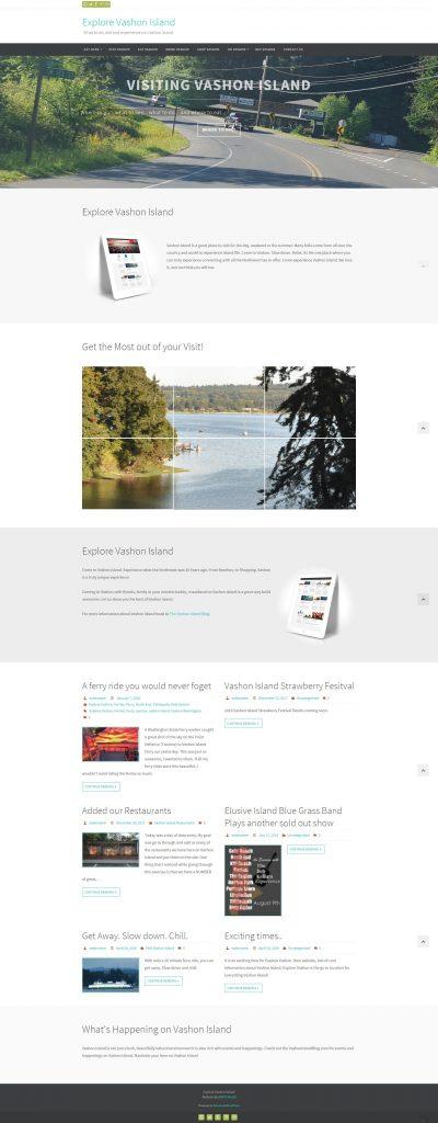 Vashon Island Tourism- Explorevashon.com