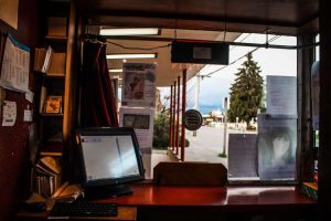 Vashon Island Theater box office