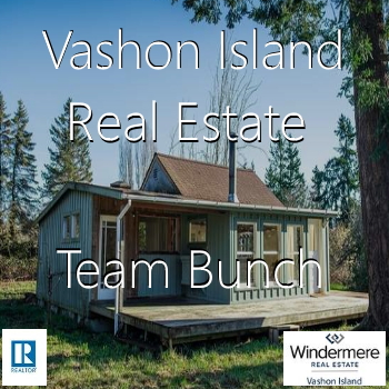 Explore Vashon real estate agents Team Bunch
