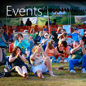 Events on Vashon Island Washington