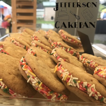 Jefferson Cakepan - Vashon Island Bakers