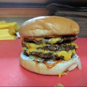 Perry's Vashon Burgers - Moving on. Leaving Vashon Islandac