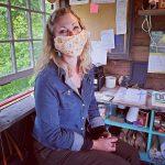 Kim, the awesome owner - Little Bird Nursery on Vashon Island