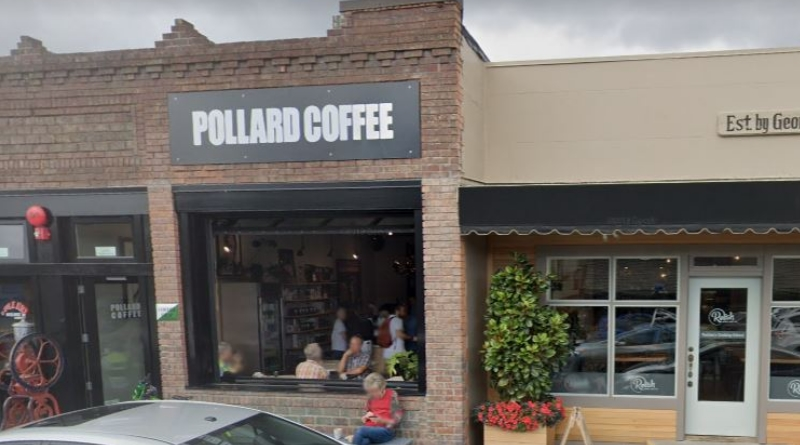 Pollard Coffee - closing retail location
