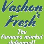 Vashon Fresh Logo
